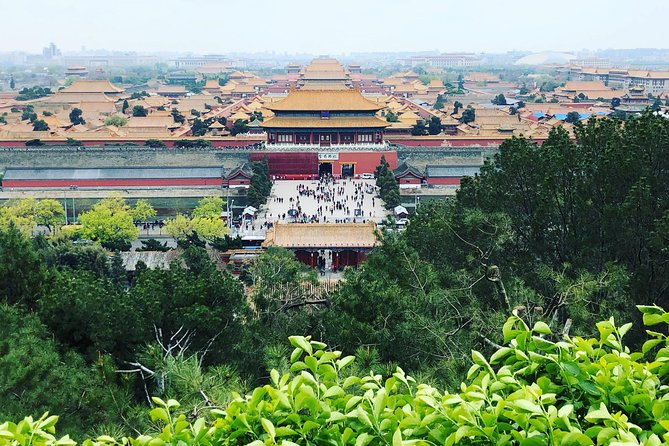 Beijing Jingshan Park Admission Ticket