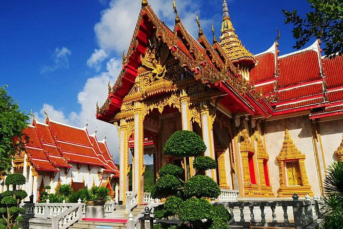 Half Day Phuket City tour + Hotel Pick Up and Drop Off