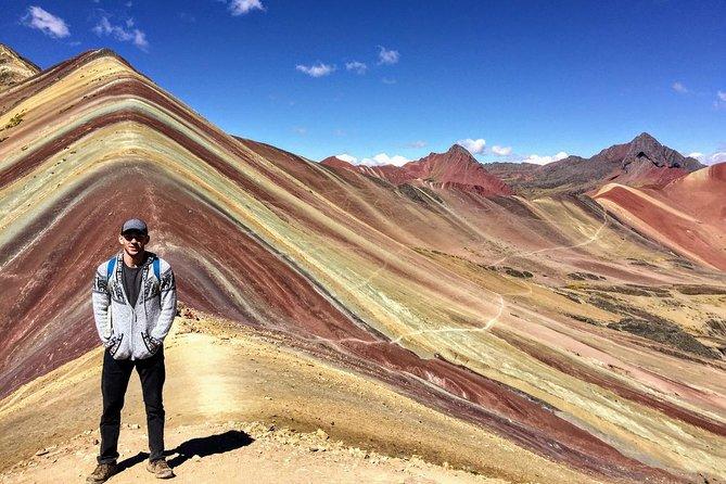 Full-day Rainbow Mountain tour