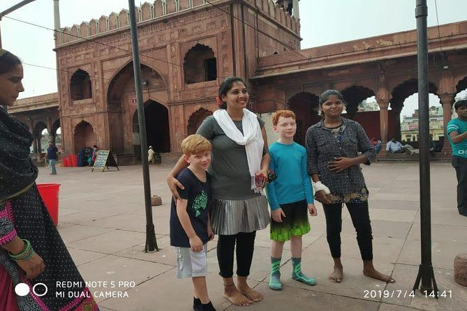 3-4 Hour Old Delhi Heritage Walk Tour with Tuk Tuk Ride Wherever Required photo 19