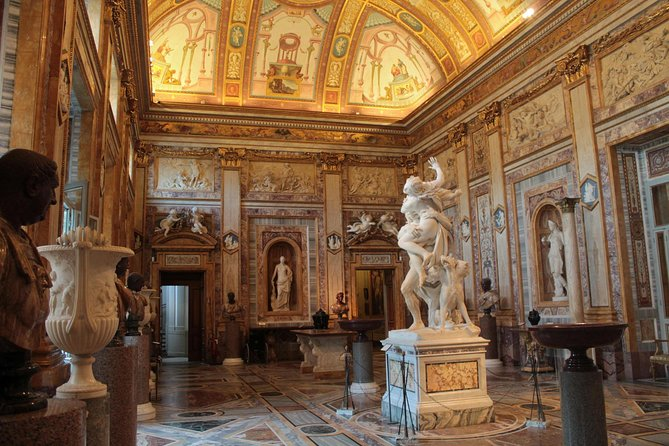 Borghese Gallery Skip the Line Tickets