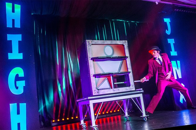 High Jinx Magic Show in Blackpool