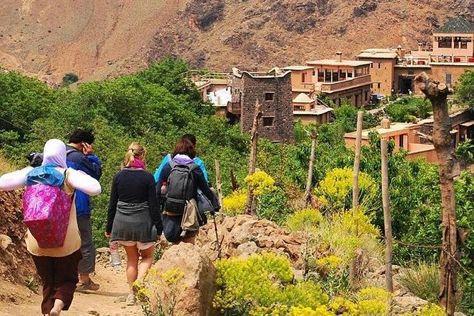 From Marrakech: Imlil and Atlas Valley Trip