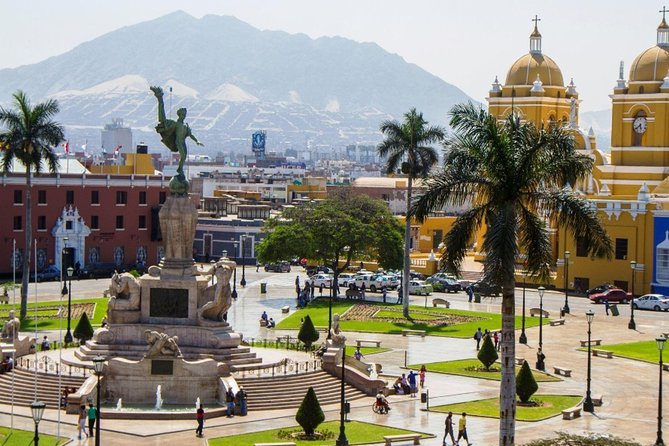 Half day City Tour and Archaeological Museum - Trujillo, Peru