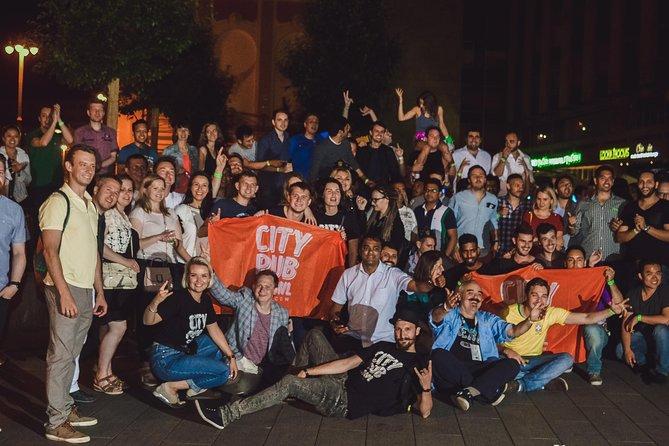 City Pub Crawl Moskva