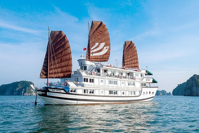 Halong Bay 2days tour & Overnight on cruise