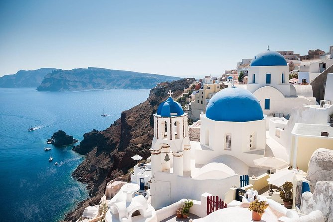 Private Santorini Airport Transfer from Santorini Airport to Oia