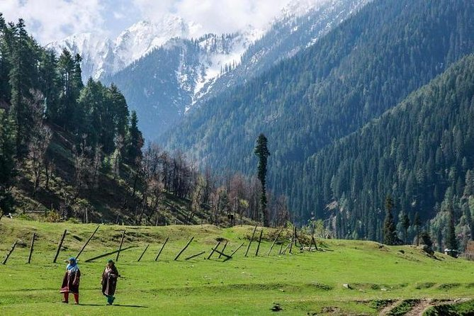 Magical Kashmir Tour 5 Days / 4 Nights