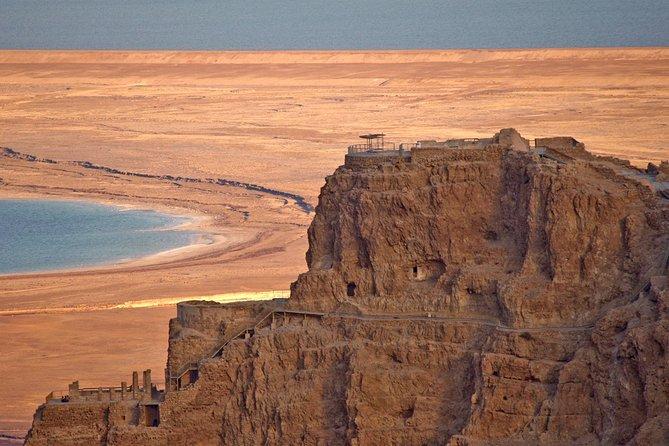 Masada, Ein Gedi & Dead Sea from Tel Aviv & Jerusalem