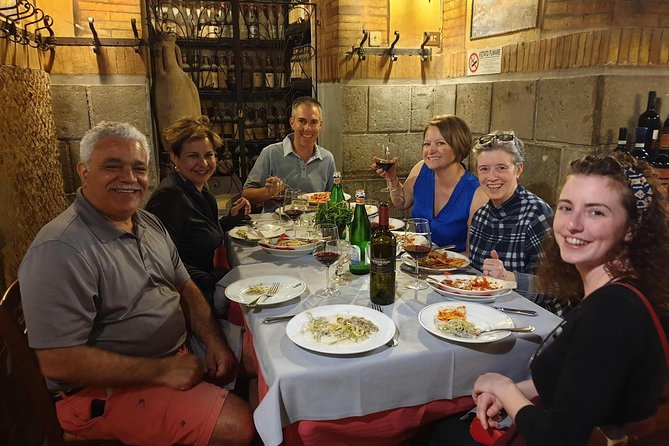 Food & Wine Tour of the Jewish Ghetto and Navona including Rome Main Attractions