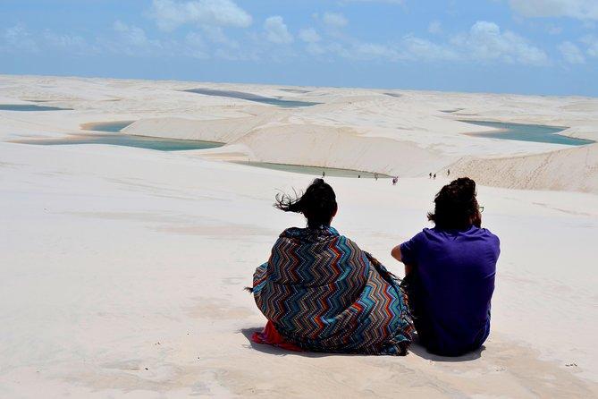 4X4 Tour to Lagoa Bonita (Large Lençois)