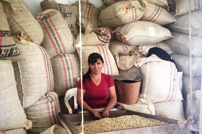 Traditional Coffee Tour With Tasting in Salento