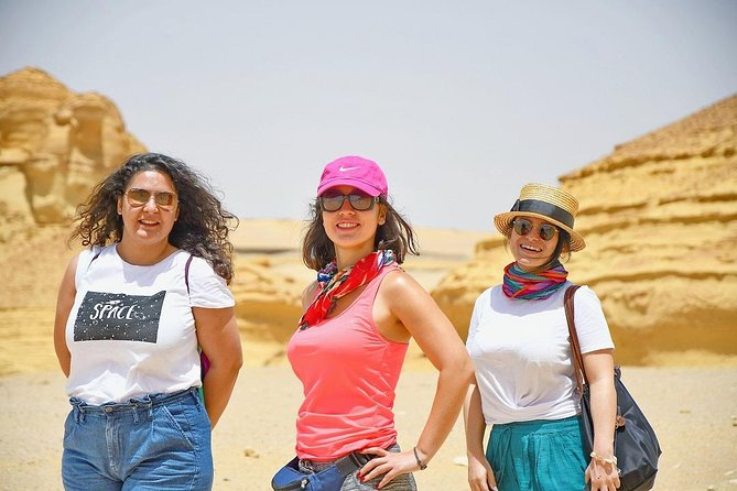 Private Full Day Tour to Wadi El-Hitan & Fayoum Oasis from Cairo