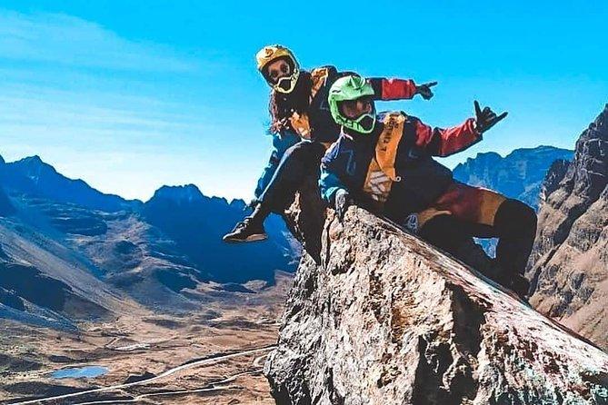 Death Road Bolivia Biking Tour