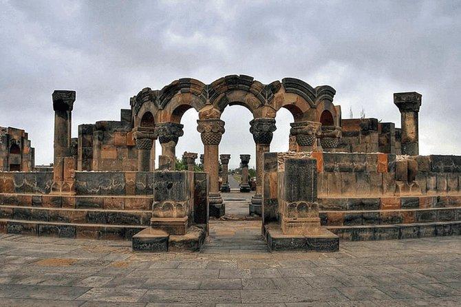 Day Trip Echmiadzin Saint Gayane Church Zvartnots Temple