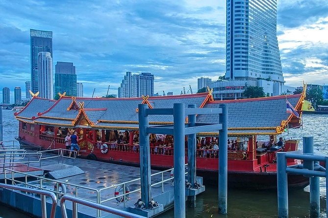 Wan Fah Dinner Cruise from Bangkok with Transfer