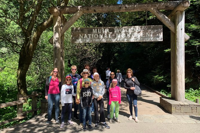 Amazing Muir Woods and Sausalito Tour