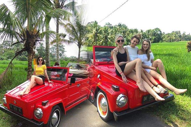 UBUD Classic Car Tour