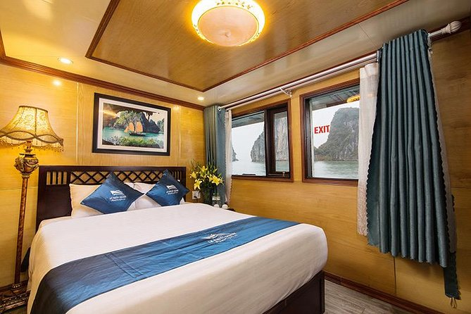 HALONG 2 DAYS 1 NIGHT ON La FIESTA CRUISE !