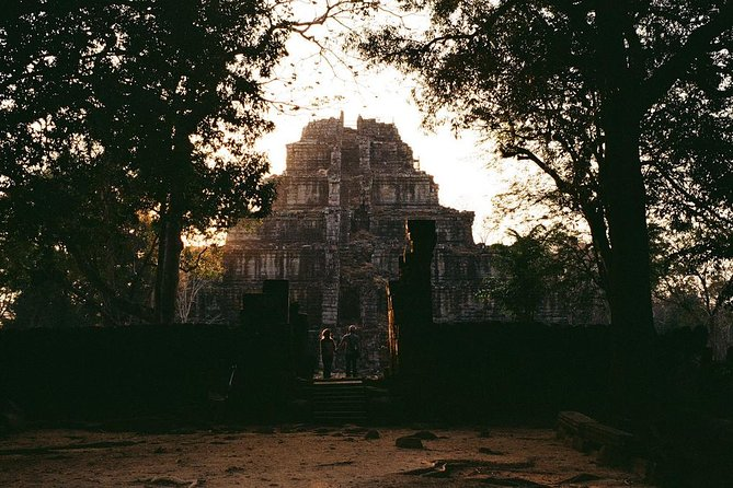 One Day Private Guide Tour to Beng Mealea and Koh Ker