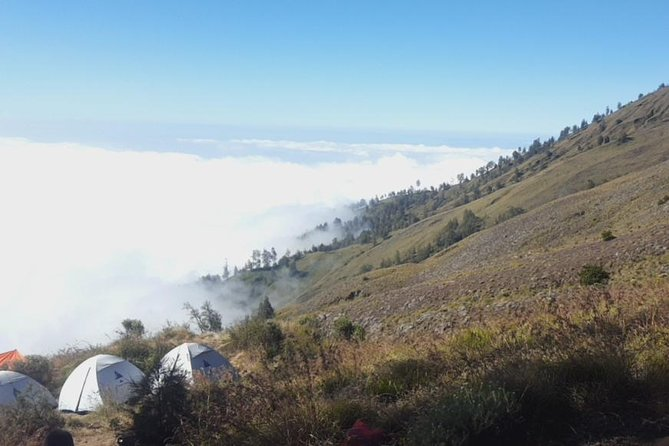 2 Days Rinjani Trekking Tour