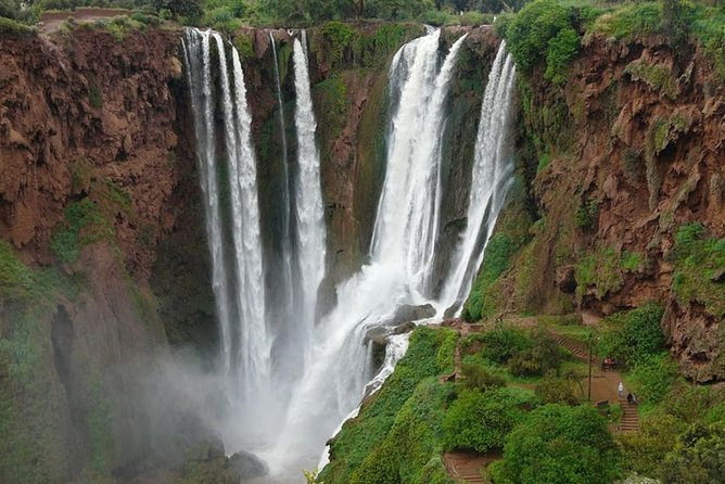 One Day Trip To Ouzoud Waterfalls