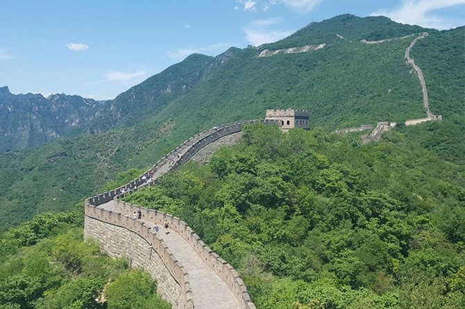 Mutianyu, Forbidden City & Temple of Heaven 2-Day Private Tour+Airport Transfer