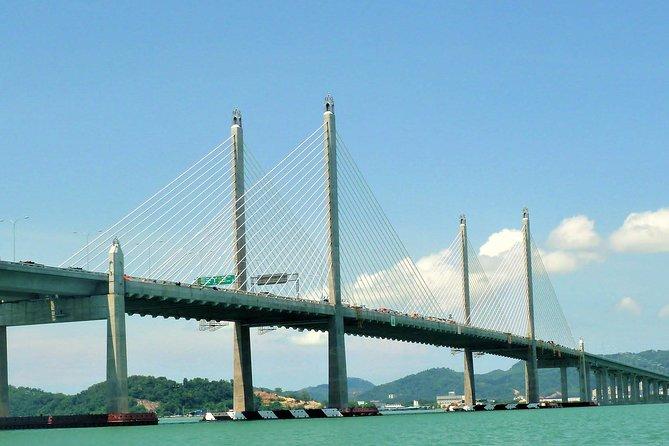 Kuala Lumpur City to Penang City Hotels 1-way Transfer