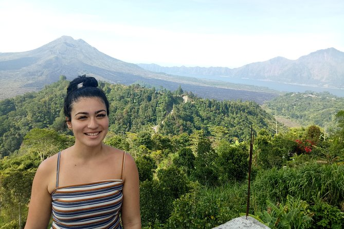 Private Inclusive Tour: Mt Batur Sightseeing, Waterfall, Temple, and More