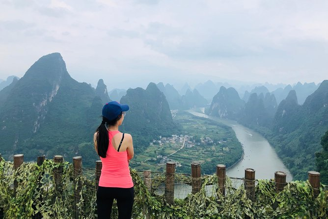 Private Yulong River, Xianggong Mountain and Countryside Bike Tour