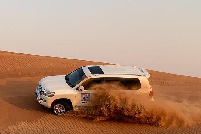 DXB Morning Desert Safari