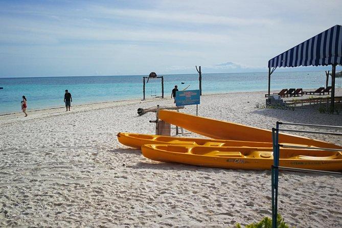Kota Kinabalu Pulau Mengalum Island snorkeling Daytrip