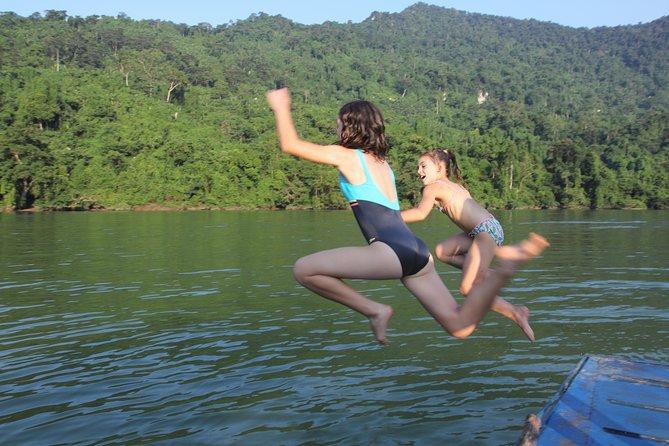 2 Days 1 night Ba Be Lake BEST ADVENTURE: transfer,homestay,boat,kayak,swim,cave