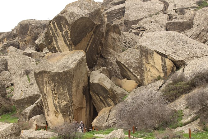 Gobustan & Mud Volcanoes Half day Group tour