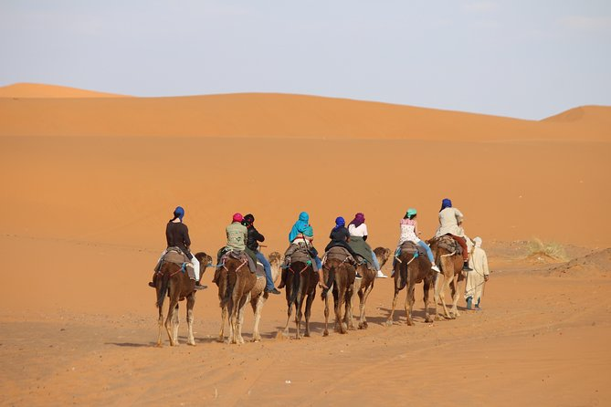 Sahara desert tour from Marrakech photo 3