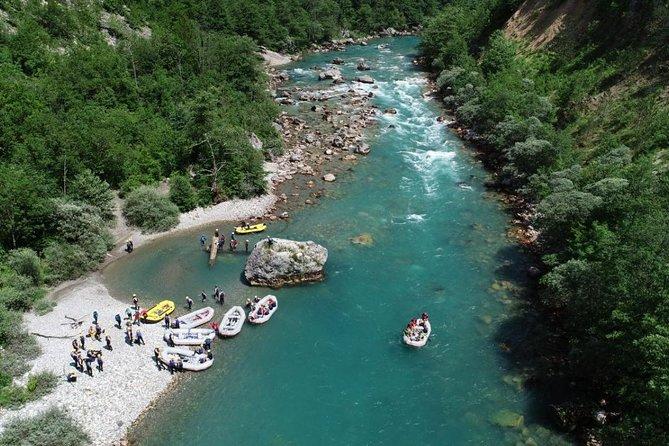 Rafting on Tara river and Durmitor National Park
