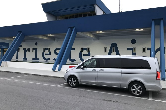 Airport Transfers from Trieste to Venice