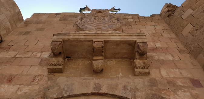 Amman and Aqaba airport lift to Petra and Wadi Rum