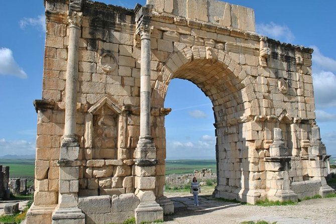 Excursion From Fez To Volubilis, Moulay Idríss & Meknes