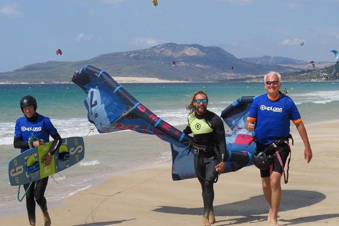 Semiprivate Kitesurfing lessons