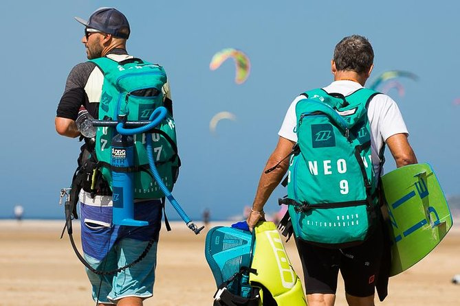 Semiprivate Kitesurfing lessons