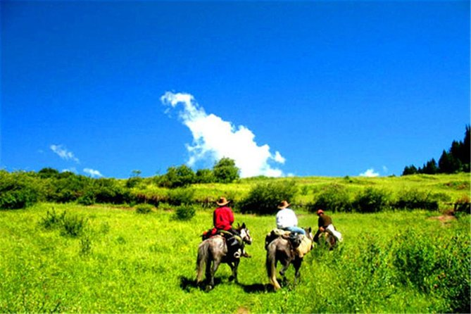 Songpan Horse Trekking 5 Days Tour photo 6