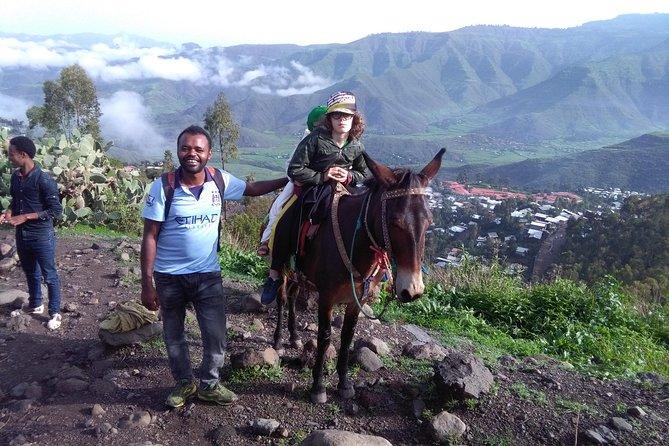 3-days Scheduled Lalibela Churches & Abune Yosef Trekking