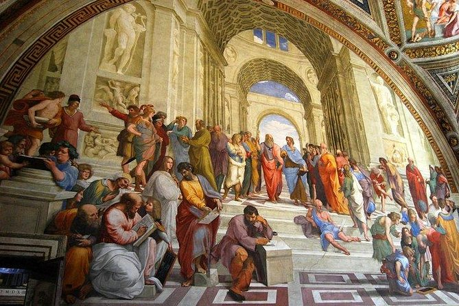 Skip the Line to Vatican Museums and Sistine Chapel & St Peter's Basilica