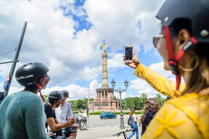 Berlin City Tour on Segway