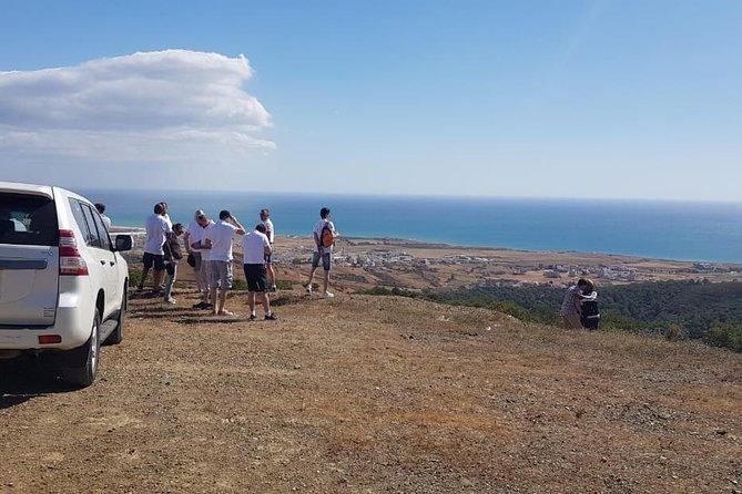 Full Day Trip to the Mediterranean beach