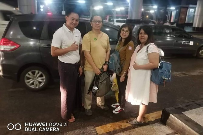 Yangon Airport Private Arrival Transfer photo 2