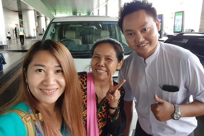 Yangon Airport Private Arrival Transfer photo 3