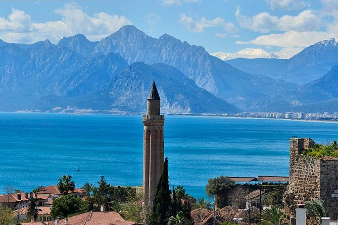 Excursion to Antalya from Kemer