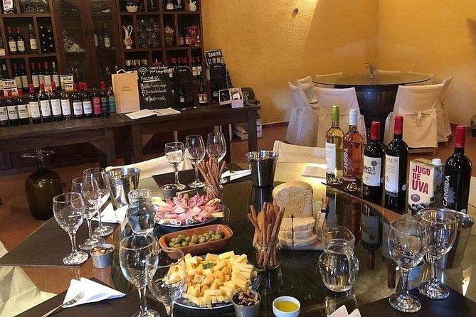 Private Winery Tour + Wine Tasting (Minimum 4 people)
